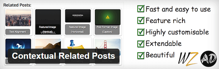 Contextual Related Posts WordPress Plugins