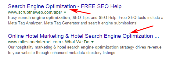 On Page Seo PageTitle