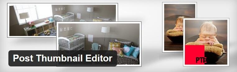 Post Thumbnail Editor WordPress Plugins