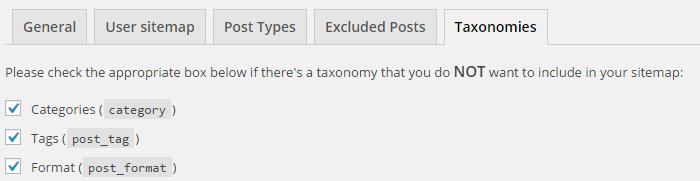 Seo By Yoast-XML Sitemap-Taxonomy