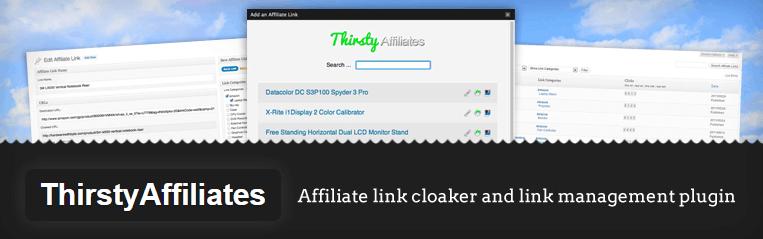ThirstyAffiliates WordPress Plugins