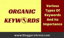 Various Types Of Keywords, Its Placement And Importance For SEO