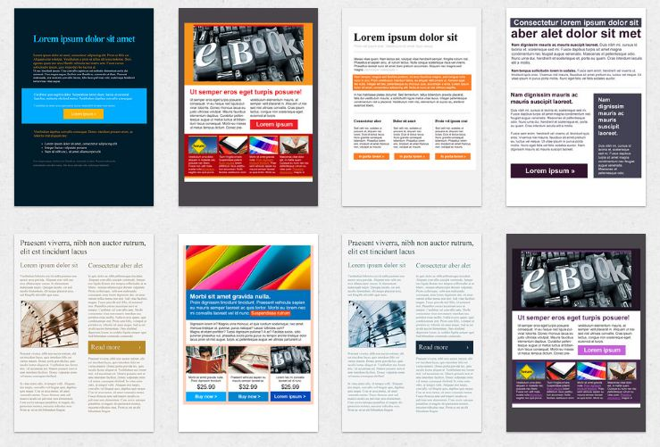 Getresponse Newsletter Template