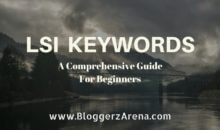 LSI Keywords: A Comprehensive Guide For Beginners