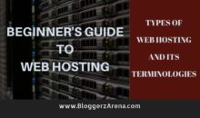 Beginner's Guide: Types Of Web Hosting And It's Terminologies