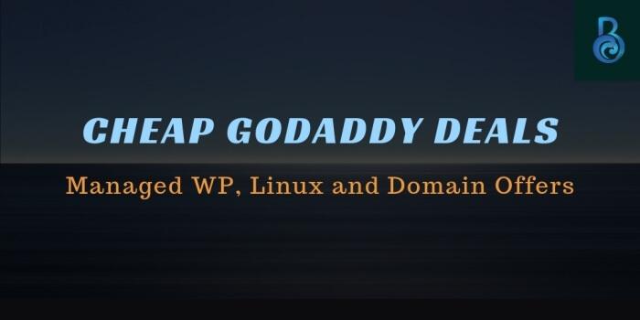 GoDaddy Deals