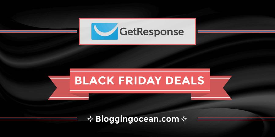 Getresponse Black Friday Deals
