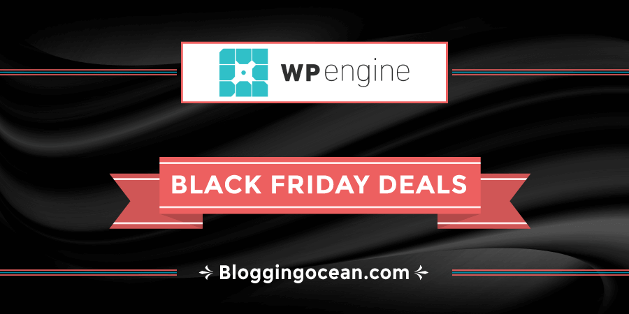 WPEngine Black Friday Deals
